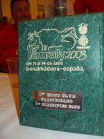 2003 FIM Benalmadena Inter Club