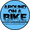 logo aroundonabike blue100